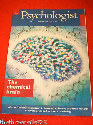 The Psychologist - The Chemical Brain - Aug 2007
