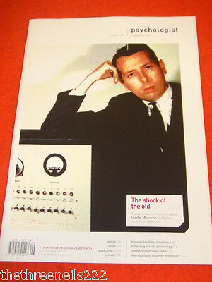 The Psychologist - The Shock Of The Old - Sept 2011