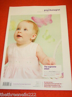 The Psychologist - The Supreme Infant - March 2010