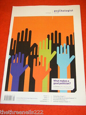The Psychologist - What Makes A Good Politician - May 2010