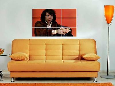 "Neil Diamond Large 35""x25"" Inch Mosaic Wall Poster"
