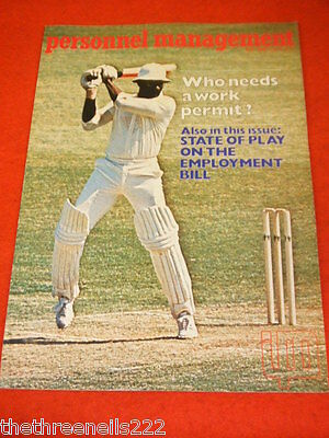 Personnel Management - Who Needs A Work Permit - July 1980