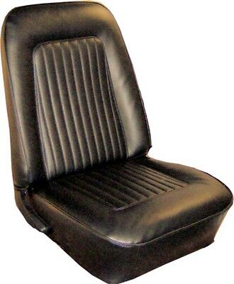 1967 - 1968 CHEVY CAMARO STANDARD BUCKET SEAT COVERS, PAIR 5 COLORS AVAILABLE