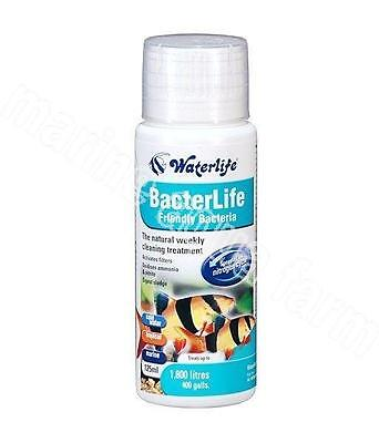 Waterlife Bacterlife 100Ml Filter Start, Marine,tropical, Coldwater, Biological