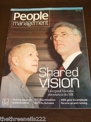 People Management - Liverpool Victoria - May 1 2003