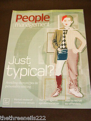 People Management - Personality Testing - Dec 5 2002