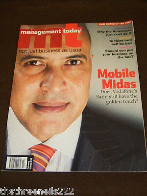 Management Today - Vodafone Sarin - Feb 2006