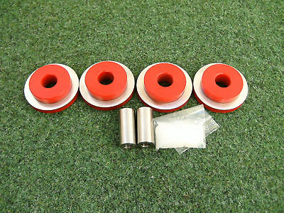 Hinterachslager PU Golf 2 Country Rallye syncro rot Polyurethan Lager
