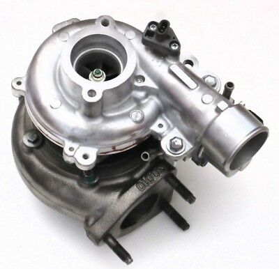 Turbocharger Toyota Landcruiser 3.0 D-4D (2000- ) 120kw 17201-30010 17201-30011