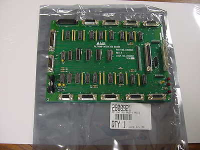 Drytek/Lam  ASIQ RF/PUMP INTERFACE PCB, ASSY 2800921, P/N 2800920, NEW