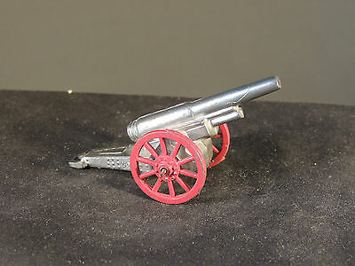 Metal Cannon Toy over 3 inches (4208)