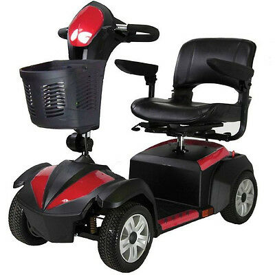 Drive Medical Ventura 4 Wheel Power Mobility Scooter + FREE GIFT BUNDLE
