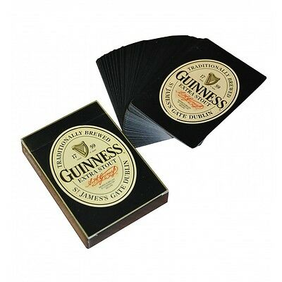 Guinness Extra Stout Beer Playing Cards