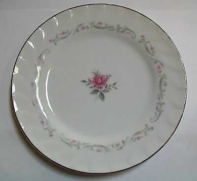 "Royal Swirl Salad Plate s 7 5/8"" by Fine China of Japan MS"