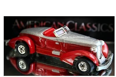 Hot Wheels Collectibles Limited Edition '34 Auburn 852 American Classics