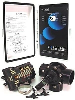 Hayward Goldline GLC-2P-A Goldline Pool Solar Panel Controller  GL-235 New 2017