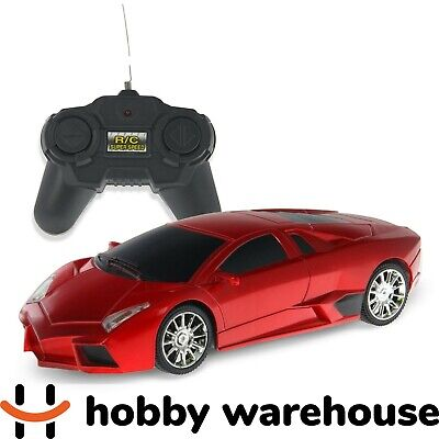 NEW Cheap RC 1/24 Scale Lamborghini Remote Control Electric On-Road Car w Lights