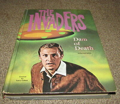 The Invaders - Dam of Death - 1967 - Whitman