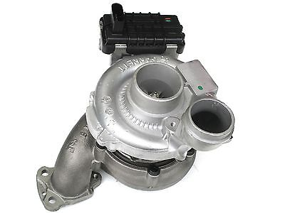 Turbo Turbocharger Mercedes C320 E320 E280 G280 ML280 ML320 R320 R280 CDI