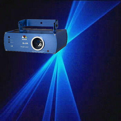 FREE SHIPPING DJ Single lens Laser Light stage show Red / Green / Purple / Blue
