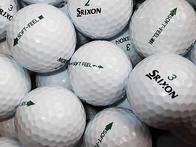 24 / 48 Srixon Z-Star / Soft Feel / Ad333 / Distance Pearl Grade A Golf Balls