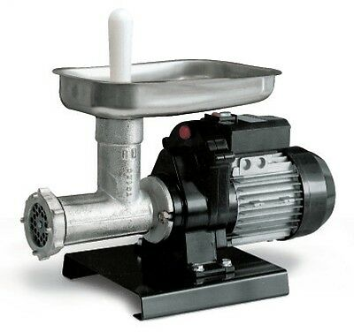 ORIGINALE REBER TRITACARNE ELETTRICO N.12 500W HP0,40 9501N MEAT MINCER Made Ita