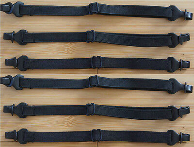 12 pcs Sunglasses/Eyeglasses Elastic Head Band Straps-hold your glasses tightly