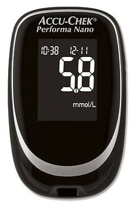 Accu-Chek Performa Nano Blood Glucose Meter and Lancing Device