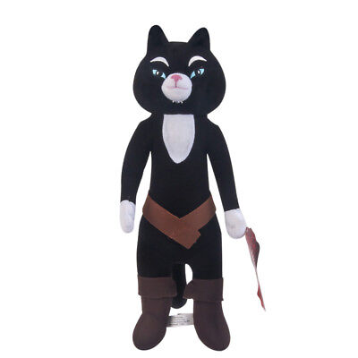 Puss In Boots Figure Kitty Soft Paws Claw Cat Plush Doll Soft Toy
