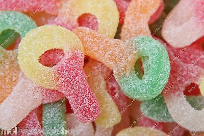 Fizzy Dummies - Retro Pick 'n' Mix Sweets Jelly, 250g,500g,1kg,3kg