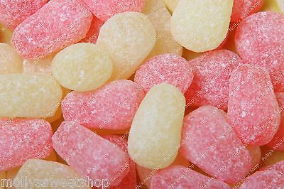 Small Pear Drops, Traditional Hard Boiled Sweets, Retro, Select Your Weight