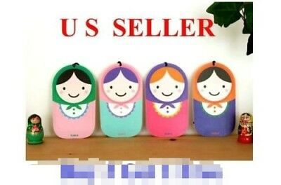 KOREA Plan D Lovely TRAVEL TAG MATRYOSHKA -U S Seller-Buy 3 Get 1 Free