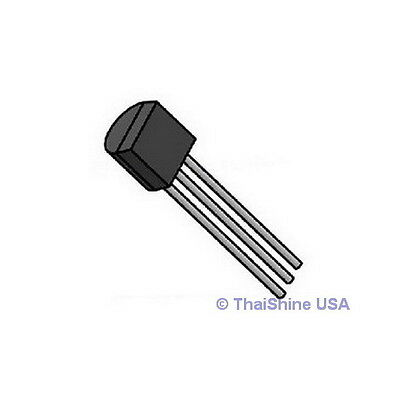 5 x MAC97A8 97A8 Triac Thyristor bi-directional 0.6A - USA SELLER - FREE SHIP