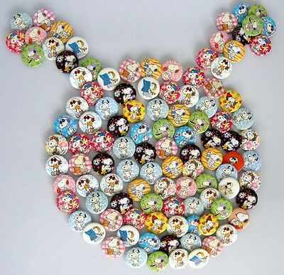Snoopy Peanuts Anime Fashion Decorative Badge Badges Pin 105pc Mixed Lot
