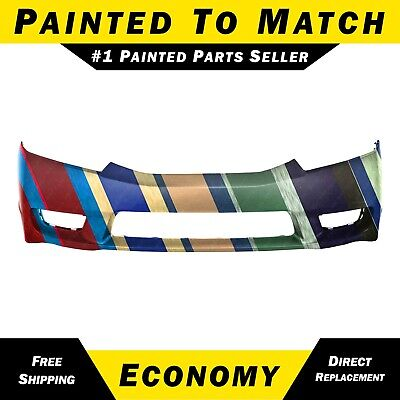 2011 Honda Civic Sedan >> New Painted To Match Front Bumper Cover For 2009 2011 Honda