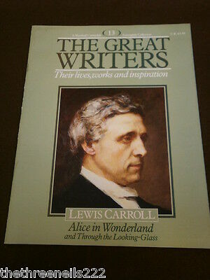 The Great Writers #13 Lewis Carroll