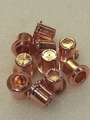 10pc x 020350 40A Nozzle Fits Hypertherm MAX 40cs/42/43/PAC 120/121 Plasma Torch