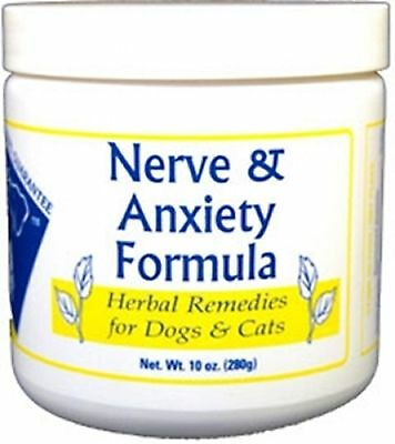 Nerve & Anxiety Formula Herbal Remedies for Dogs & Cats