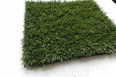 20mm Top Quality Astro Artificial Grass Lawn Garden Fake Turf - Free Delivery!