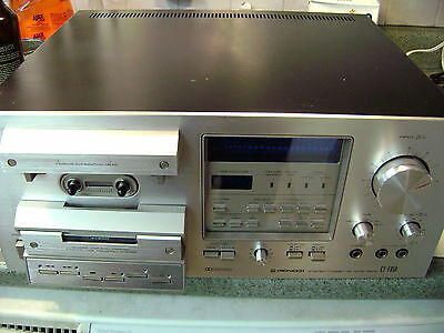 PIONEER CT-F 950 CASSETTE DECK #2