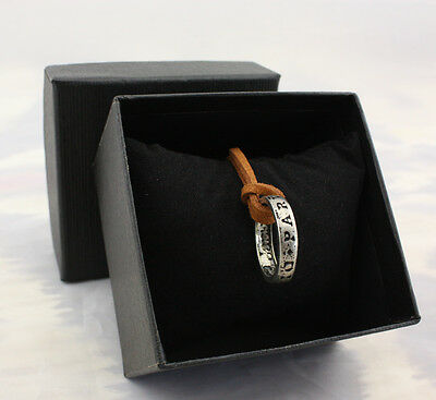 1x Uncharted 3 Drake's Deception Sir Francis Exclusive Edition Ring Necklace New