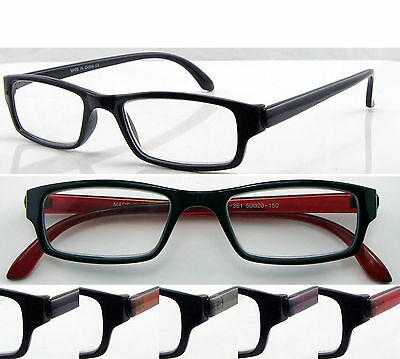 L361 Superb Quality Unisex Reading Glasses/Simple & Classic Style & Comfy Design