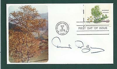 Dennis Gray British Mountaineer signed cover