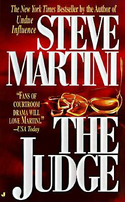 The Judge No. 4 by Steve Martini (1996, Paperback, Reprint)