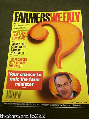 Farmers Weekly - Quiz The Farm Minister - May 15 1998