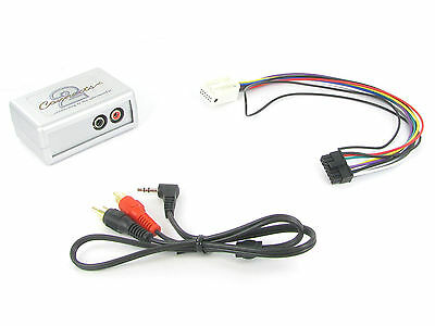 VW AUX input adapter interface lead 3.5mm jack Delta 6 RCD200 RCD210 CTVVGX004