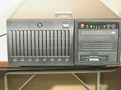 Alliance Systems I-4000X-R2 Call Recording Server