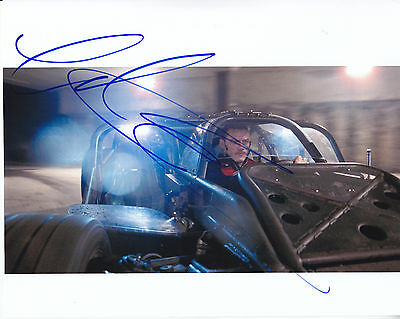 Luke Evans - FAST AND FURIOUS 6 - signed 8x10