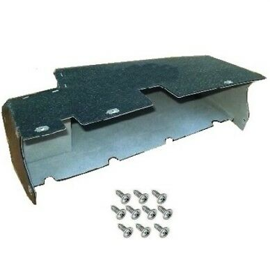 Glovebox w/Mounting Screws for 1957-1959 Imperial