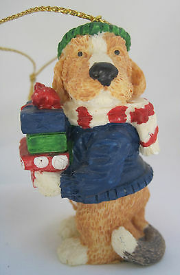 Vintage Heritage Mint Holiday Collection Christmas Ornament - Elvis Hound